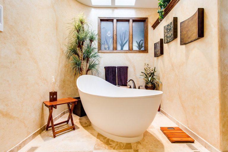 Quelle peinture pour une salle de bains ?
